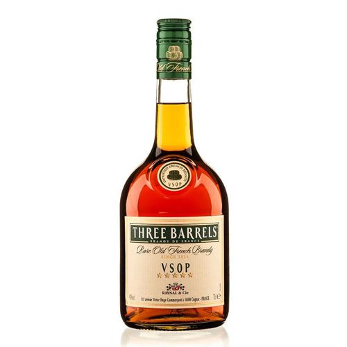 Dial-a-crate.com Late Night Bottle Of 3 Barrels Brandy Delivery Cardiff Product Image