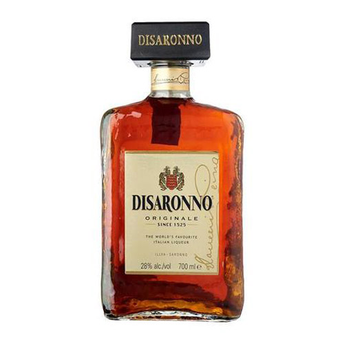 Dial-a-crate.com Late Night Bottle Of Amaretto Disaronno Delivery Cardiff Product Image