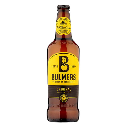 Dial-a-crate.com Late Night Bottle Of Bulmers Original Delivery Cardiff Product Image