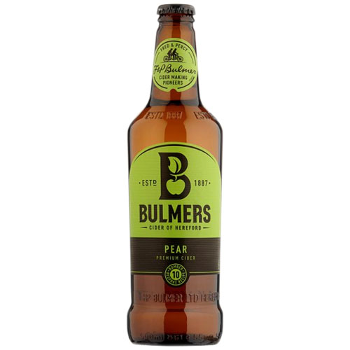 Dial-a-crate.com Late Night Bottle Of Bulmers Pear Delivery Cardiff Product Image