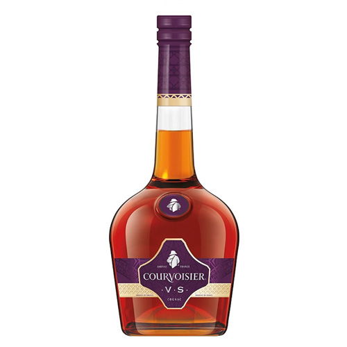 Late Night Bottle Of Courvoisier Cognac Brandy Delivery Cardiff Product Image