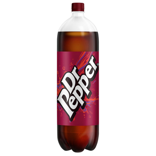Dial-a-crate.com Late Night Bottle Of Dr Pepper Delivery Cardiff Product Image