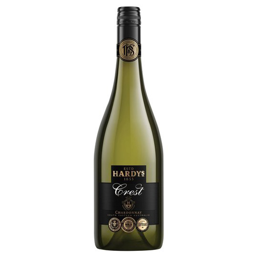 Dial-a-crate.com Late Night Bottle Of Hardys Chardonnay Delivery Cardiff Product Image