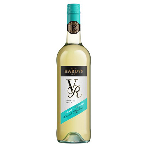 Dial-a-crate.com Late Night Bottle Of Hardys Pinot Grigio Delivery Cardiff Product Image