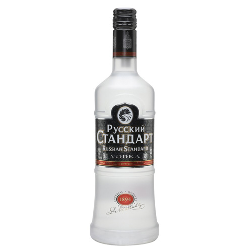 Dial-a-crate.com Late Night Bottle Of Russian Standard Vodka Delivery Cardiff Product Image