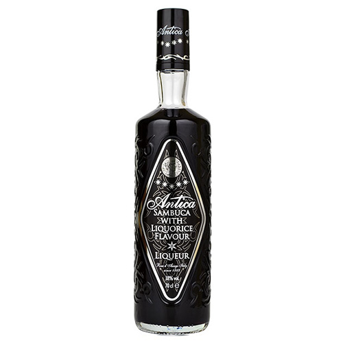 Dial-a-crate.com Late Night Bottle Of Sambucca Black Delivery Cardiff Product Image
