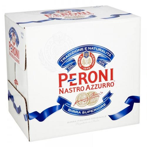Dial-a-crate.com Late Night Bottles Of Peroni Delivery Cardiff Product Image