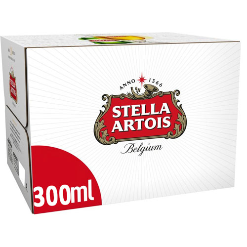 Dial-a-crate.com Late Night Bottles Of Stella Artois Delivery Cardiff Product Image